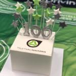 Leading telematics provider passes 100,000 milestone across Australia
