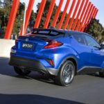 Toyota expands its hybrid range with the C-HR