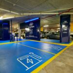 Hyundai powers up the RAC Arena with installation of EV charging station
