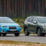 Subaru enters the hybrid arena with new Forester and XV models